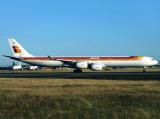 A340-600  EC-IOB