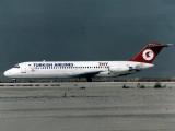 DC9-30 TC-JAL