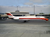 DC9-30 N707PS