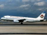 A320 N627AW