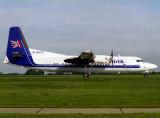 Fokker FK50 G-UKTC