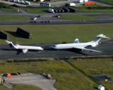 VC10 and Bae 111