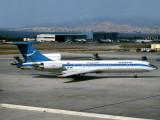 Tu-154M YK-AIB