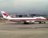 B747-200 PH-MCF