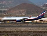 A330-300 VQ-BCU