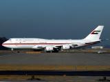 UAE Government aircraft