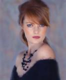 Portrait of Courtney