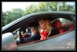 Rallye des Princesses in Paris with Adriana Karembeu