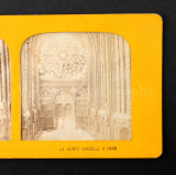 04 La Sainte Chapelle A Paris France Tissue Stereoview (#1).jpg