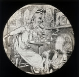 07 Aly Sloper Cartoon Character Magic Lantern Slide.jpg