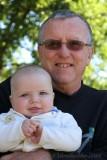 Granddad (Pete) and Thomas