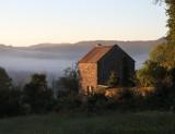 Looking east in Masrembaud