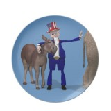 Uncle Sam Loves Donkeys