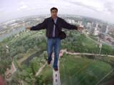 fearless on Donauturm