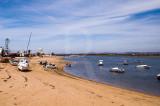 A Praia de Faro e a Ria Formosa