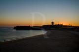 A Praia da Torre e o Forte de São Julião