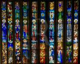 Os Vitrais da Igreja de Fátima