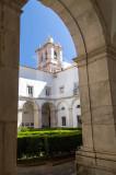 Claustro do Convento dos Congregados (IIP)