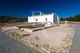 Ruinas Romanas de Milreu - O Peristilo e a Casa Rural Quinhentista (MN)