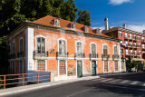 Palacete na Rua Dr. Alexandre Braga (Imóvel de Interesse Municipal)