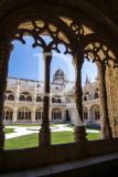 Os Claustros do Mosteiro dos Jerónimos