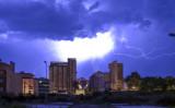 Tempestade Sobre os Silos
