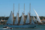 Tall Ships Races - Santa Maria Manuela