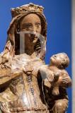 Virgem com o Menino (Oficina de Mestre Pero - Séc. XIV, 2º Quartel)