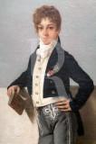 Retrato do Conde de Farrobo (Domingos António de Sequeira - 1813)