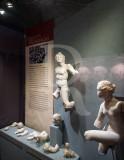 Villa romana da Quinta das Longas - Tritão e Afrodite Vénus