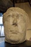 Ruínas Romanas de Bobadela (Monumento Nacional) - Cabeça Colossal de Galba (Séc. I)