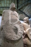 Estátuas de Guerreiros Calaicos (Séc. I)