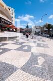 A Calçada Piscícola da Av. de Nice