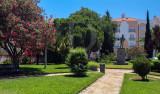 Jardim na Av. dos Bombeiros Portugueses