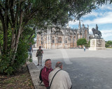 Batalha - D. Nuno Álvares Pereira, o Mosteiro e os Turistas