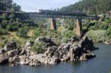 O Comboio da Beira Baixa Entre Castelo Branco e Santarém