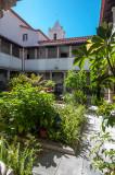 Claustro do Convento de Santo António da Lourinhã