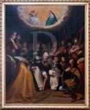 Os Santos Auxiliadores de Vicente Carducho (1626)
