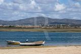 A Ria Formosa e o Cerro de São Miguel