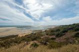Cacela. a Ria Formosa e o Mar