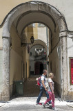 Arco do Pátio da Galega