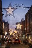 A Rua Heróis da Grande Guerra no Natal