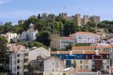 O Castelo visto da Pena