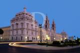 O Palácio Nacional de Mafra