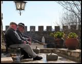 Sit Down... and Wait (Óbidos)