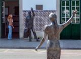 Memória Militar na Estação de Tavira