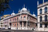 Palacete Ribeiro da Cunha (Arqt. Henrique Carlos Affonso - 1877)