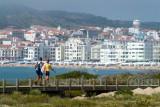 São Martinho do Porto em 16 de julho de 2008