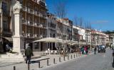 A Praça do Mosteiro
