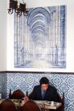 O Mosteiro em Azulejos